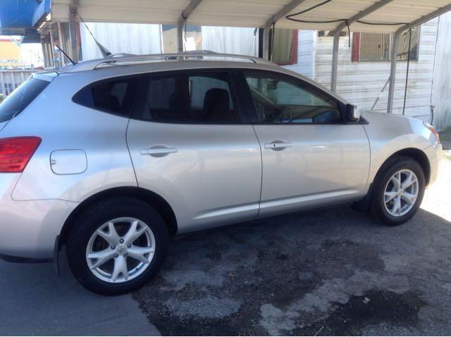 2008 Nissan Rogue AWD SL Crossover 4dr - Beaumont TX