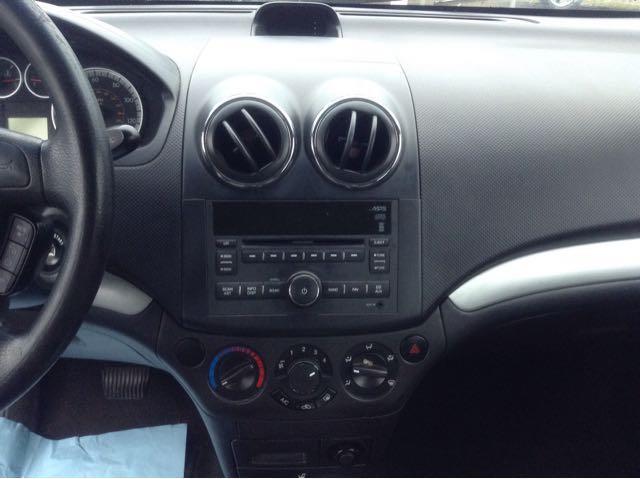 2009 Chevrolet Aveo Aveo5 LT 4dr Hatchback w/2LT - Beaumont TX