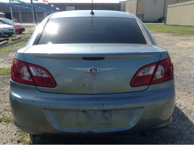 2007 Chrysler Sebring Limited 4dr Sedan - Beaumont TX