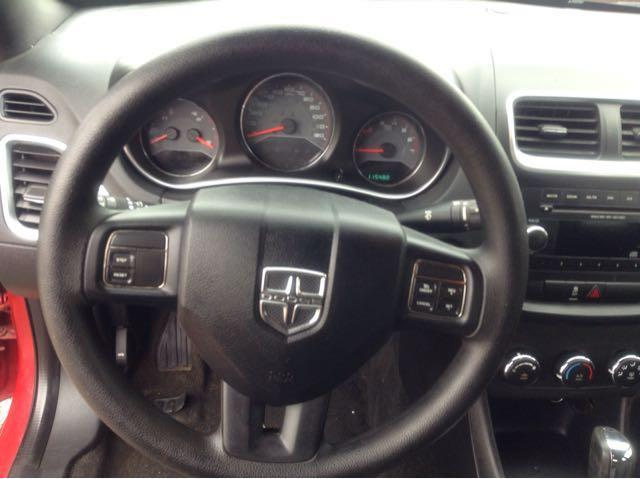 2012 Dodge Avenger SE 4dr Sedan - Beaumont TX