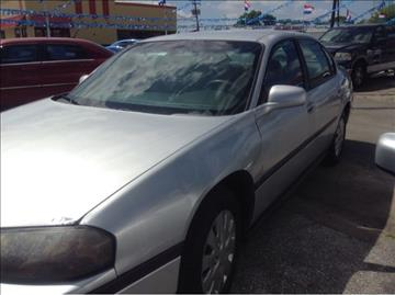 2004 Chevrolet Impala for sale in Beaumont, TX