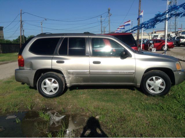 2003 GMC Envoy SLE 2WD - Beaumont TX