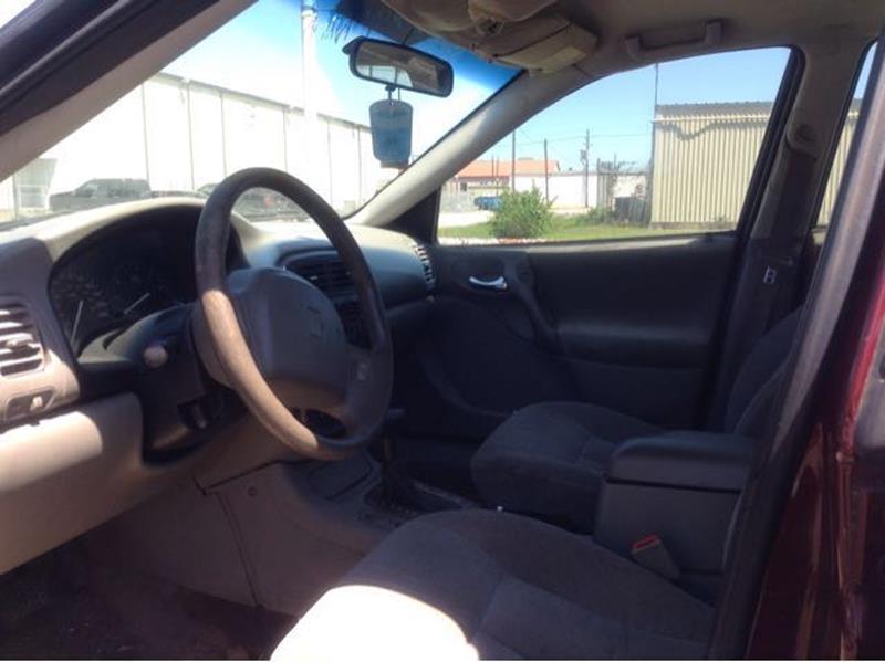 2001 Saturn L-Series L200 4dr Sedan - Beaumont TX