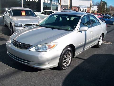 2002 Toyota Camry for sale in Mechanicsburg, PA
