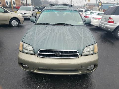 2001 Subaru Outback for sale in Mechanicsburg, PA