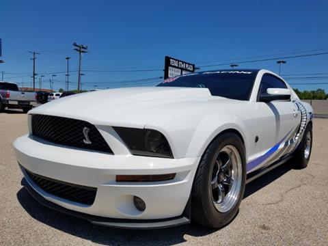 2008 Ford Shelby GT500 for sale in Killeen, TX