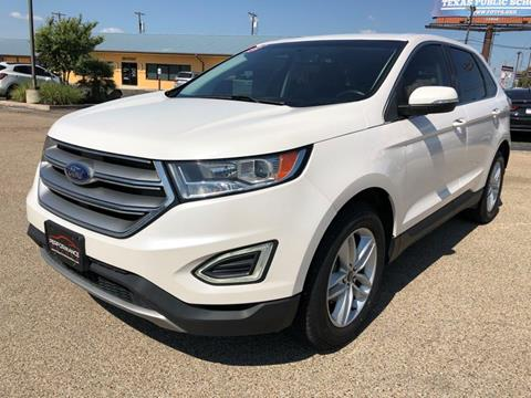 2015 Ford Edge for sale in Killeen, TX