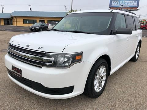 2015 Ford Flex for sale in Killeen, TX