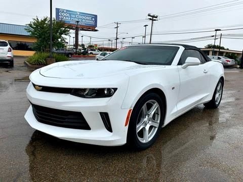 Chevy Dealership Killeen >> Used Chevrolet Camaro For Sale In Killeen Tx Carsforsale Com