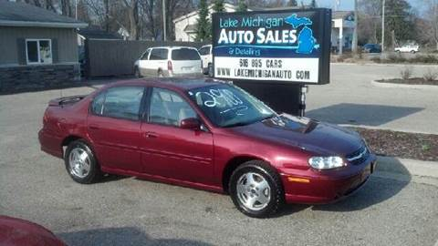 2003 Chevrolet Malibu for sale at Lake Michigan Auto Sales & Detailing in Allendale MI