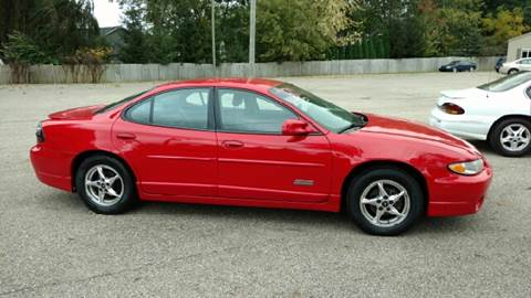 1999 Pontiac Grand Prix for sale at Lake Michigan Auto Sales & Detailing in Allendale MI
