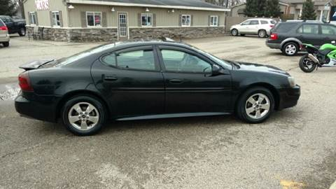 2005 Pontiac Grand Prix for sale at Lake Michigan Auto Sales & Detailing in Allendale MI
