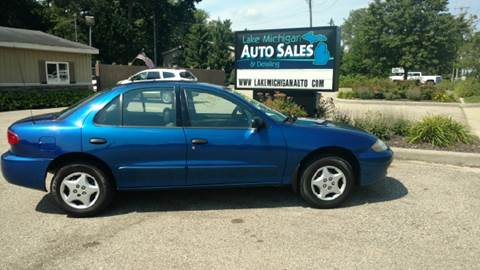 2003 Chevrolet Cavalier for sale at Lake Michigan Auto Sales & Detailing in Allendale MI