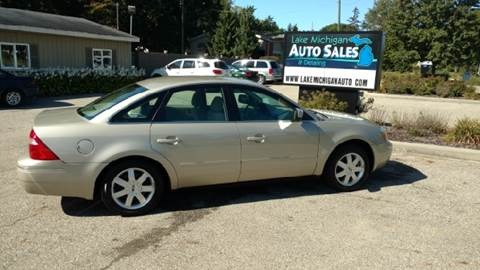 2006 Ford Five Hundred for sale at Lake Michigan Auto Sales & Detailing in Allendale MI