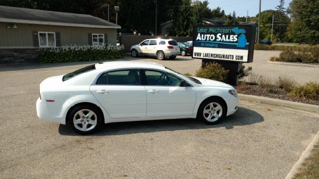 2010 Chevrolet Malibu for sale at Lake Michigan Auto Sales & Detailing in Allendale MI