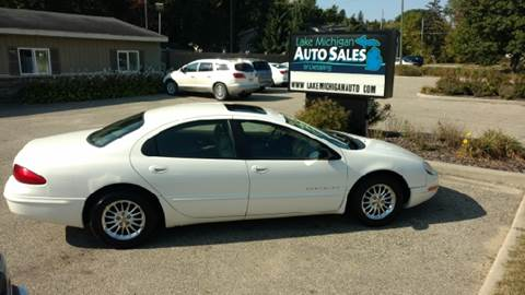2000 Chrysler Concorde for sale at Lake Michigan Auto Sales & Detailing in Allendale MI