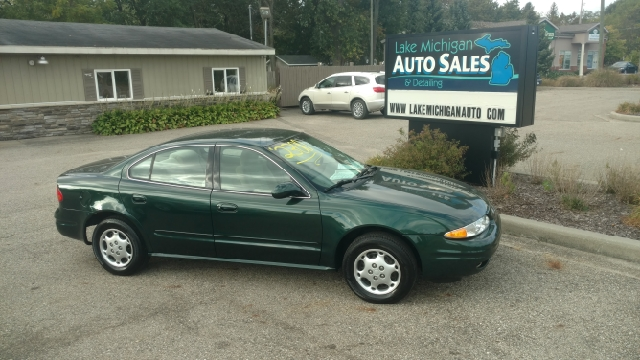 2001 Oldsmobile Alero Gl 4dr Sedan In Allendale Mi Lake Michigan