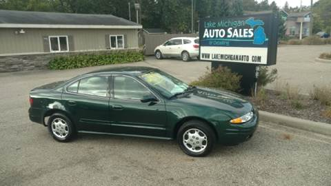 2001 Oldsmobile Alero for sale at Lake Michigan Auto Sales & Detailing in Allendale MI