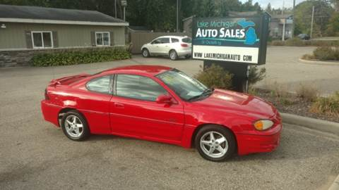 2000 Pontiac Grand Am for sale at Lake Michigan Auto Sales & Detailing in Allendale MI