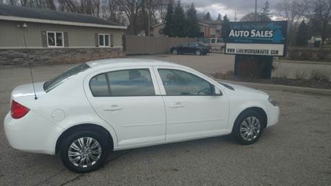2010 Chevrolet Cobalt for sale at Lake Michigan Auto Sales & Detailing in Allendale MI