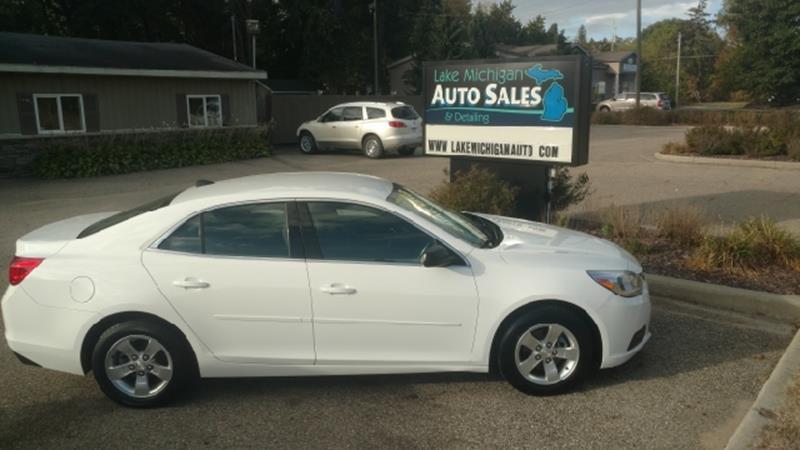 2014 Chevrolet Malibu for sale at Lake Michigan Auto Sales & Detailing in Allendale MI