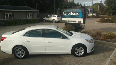 2014 Chevrolet Malibu for sale at Lake Michigan Auto Sales & Detailing in Allendale MI