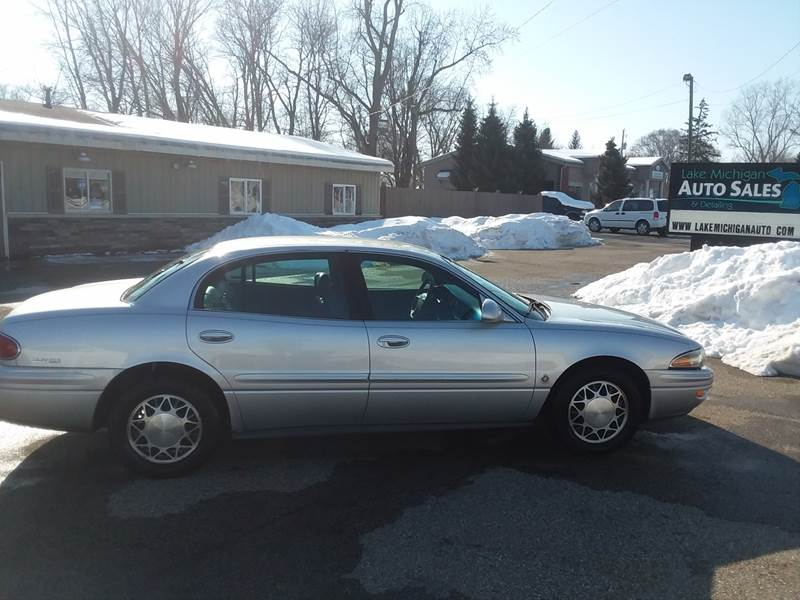 2001 Buick LeSabre for sale at Lake Michigan Auto Sales & Detailing in Allendale MI