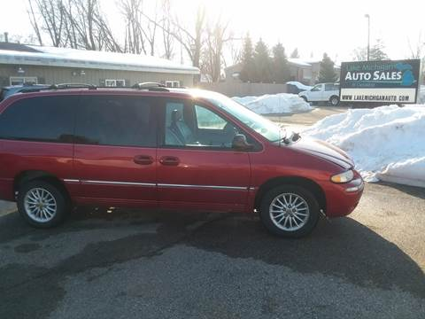 2000 Chrysler Town and Country for sale at Lake Michigan Auto Sales & Detailing in Allendale MI
