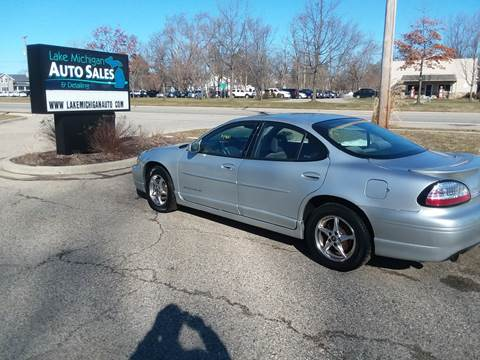 2002 Pontiac Grand Prix for sale at Lake Michigan Auto Sales & Detailing in Allendale MI