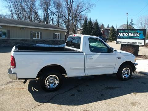 1997 Ford F-150 for sale at Lake Michigan Auto Sales & Detailing in Allendale MI
