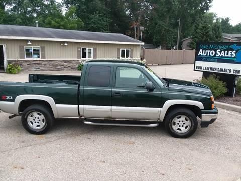 2007 Chevrolet Silverado 1500 Classic for sale at Lake Michigan Auto Sales & Detailing in Allendale MI