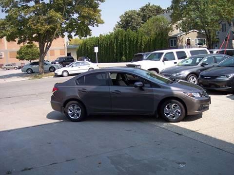 2015 Honda Civic for sale in Mason City, IA