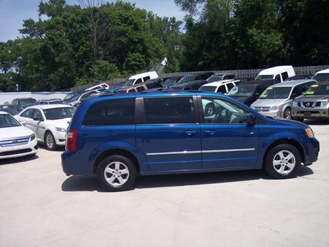 2010 Dodge Grand Caravan for sale in Mason City, IA