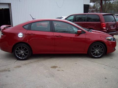 2013 Dodge Dart for sale in Mason City, IA