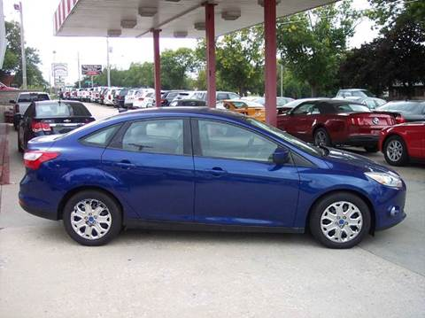 2012 Ford Focus for sale in Mason City, IA