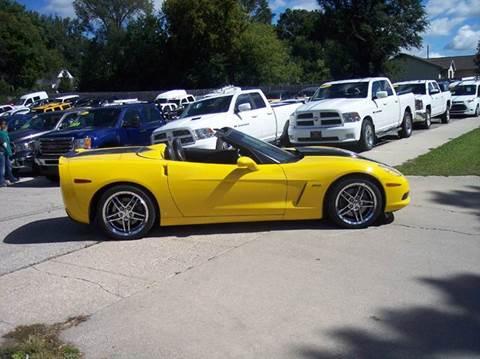2009 Chevrolet Corvette for sale in Mason City, IA