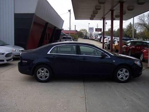 2008 Chevrolet Malibu for sale in Mason City, IA
