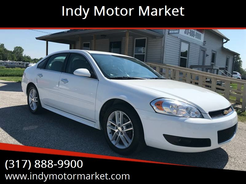 2012 Chevrolet Impala For Sale At Indy Motor Market In Greenwood IN