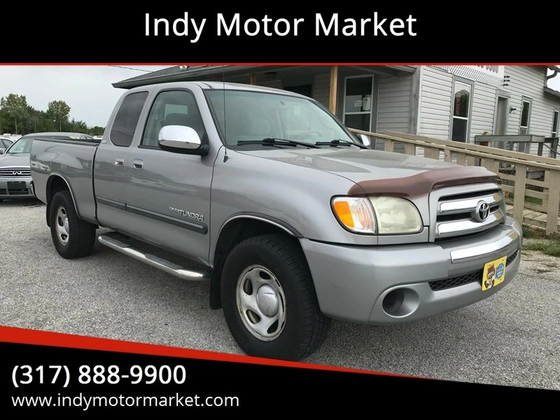 2003 Toyota Tundra For Sale At Indy Motor Market In Greenwood IN
