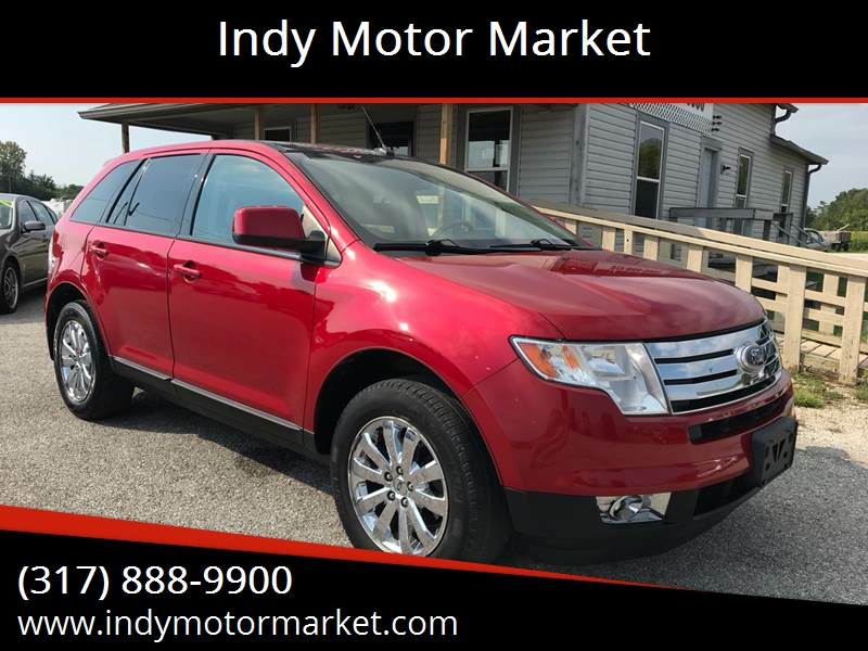 Ford Edge For Sale At Indy Motor Market In Greenwood In
