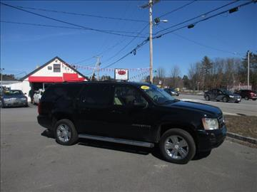 Chevrolet suburban for sale new hampshire for Lewis motor sales brentwood nh