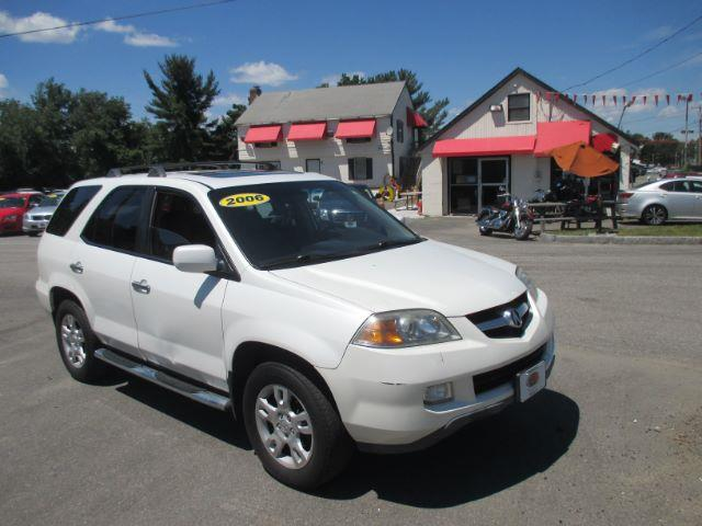 2005 acura mdx awd touring 4dr suv w navi in plaistow nh. Black Bedroom Furniture Sets. Home Design Ideas