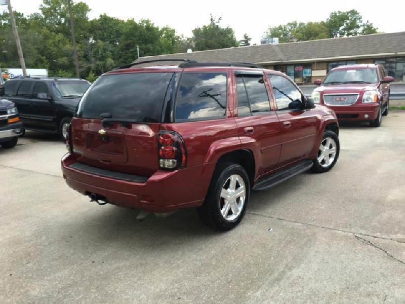 2007 Chevrolet TrailBlazer LT 4dr SUV       FINANCING! - Kansas City MO
