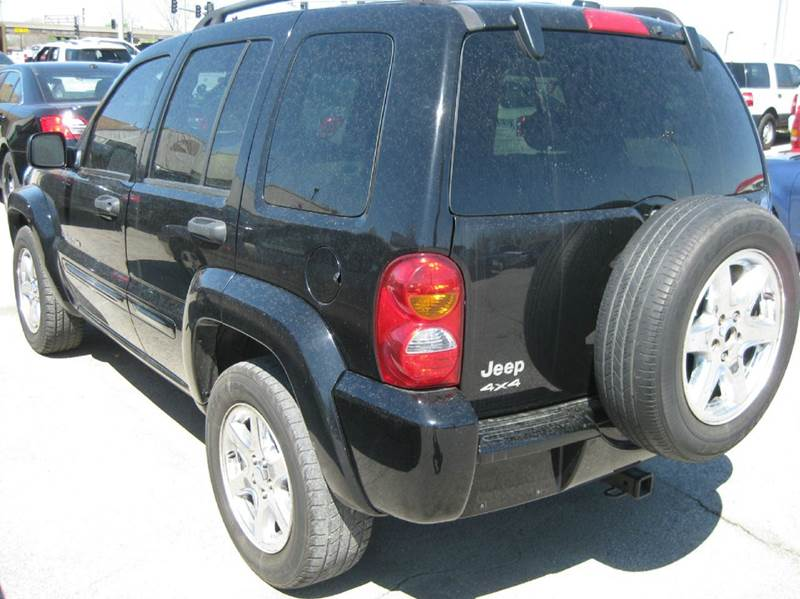 2003 Jeep Liberty Limited 4WD 4dr SUV - Kansas City MO