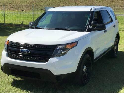 2013 Ford Explorer AWD Police Interceptor 4dr SUV - Kansas City MO