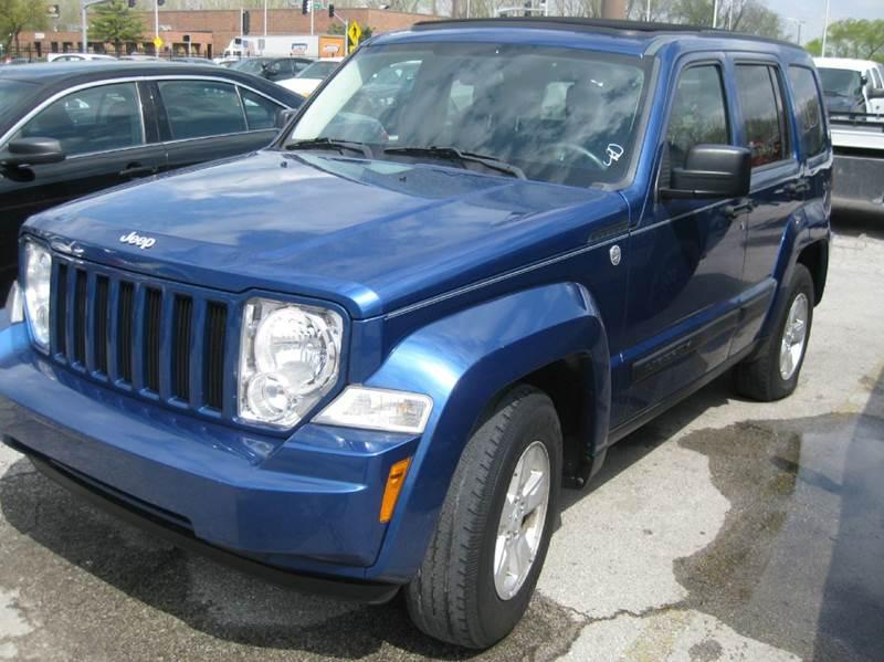 2010 Jeep Liberty 4x4 Sport 4dr SUV - Kansas City MO