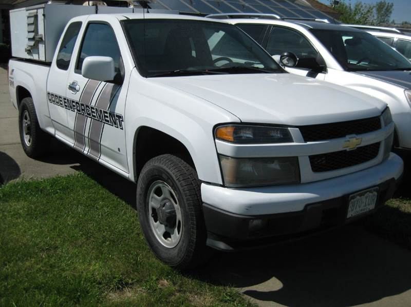 2009 Chevrolet Colorado 4x4 Work Truck Extended Cab 4dr - Kansas City MO
