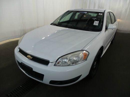 2012 Chevrolet Impala Police 4dr Sedan w/3FL - Kansas City MO