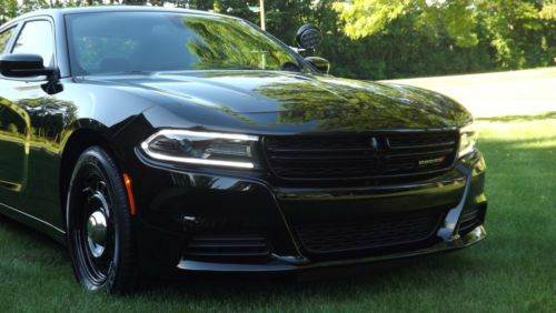 2016 Dodge Charger AWD Police 4dr Sedan - Kansas City MO