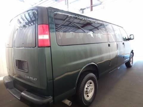 2006 Chevrolet Express Passenger